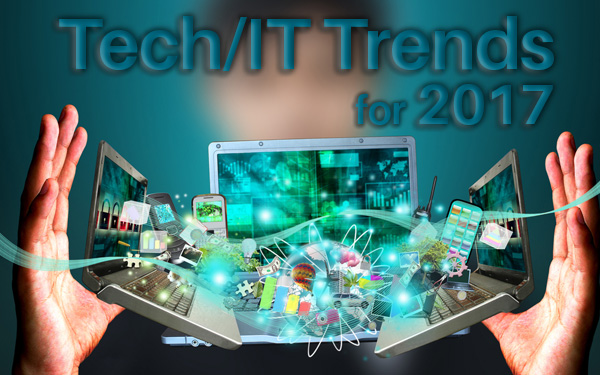 Technology/IT Trends for 2017