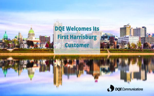 DQE Activates First Harrisburg Customer