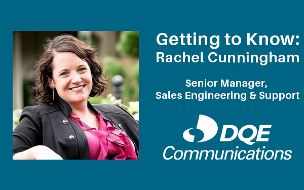 Getting to Know: Rachel Cunningham